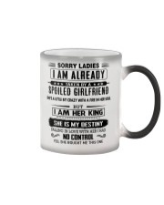 Gift for Boyfriend- Presents to your boyfriend-nok Color Changing Mug thumbnail