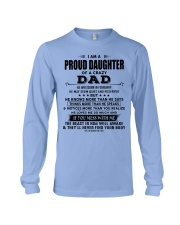 Perfect Gift for daughter S-2 Long Sleeve Tee thumbnail