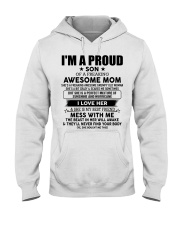 Perfect gift for son  AH00 Hooded Sweatshirt thumbnail