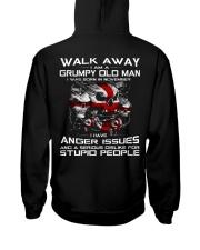PERFECT GIFT FOR ENGLAND OLD MAN - NOVEMBER Hooded Sweatshirt thumbnail