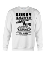 Gift for Boyfriend -  wife - TINH02 Crewneck Sweatshirt thumbnail