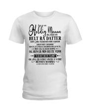 Perfekt gave til mor - 12 Ladies T-Shirt front