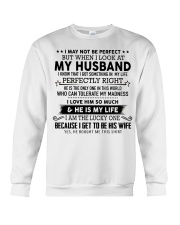 Perfect gift for your loved one - presents for her Crewneck Sweatshirt thumbnail