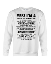 Perfect gift for husband AH01up1 Crewneck Sweatshirt thumbnail