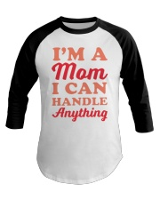 Perfect Gift For Your Mom Baseball Tee thumbnail