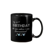 My 51st birthday the one where i was quarantined Mug thumbnail