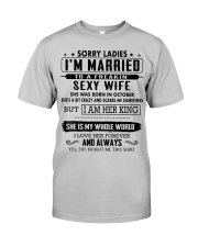 Gift for your husband D10 Classic T-Shirt front