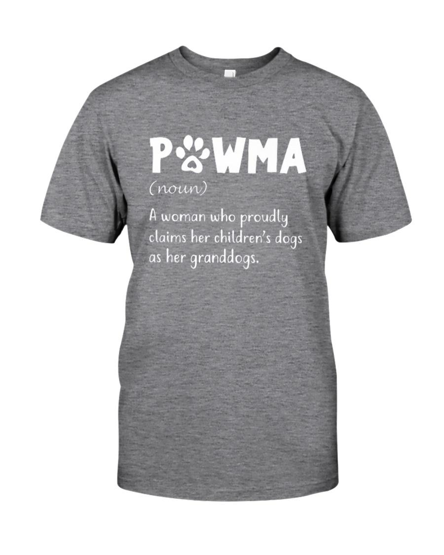 Pawma Classic T-Shirt