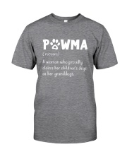 Pawma Classic T-Shirt front