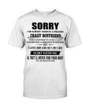 perfect gift for your girlfriend- A00 Classic T-Shirt thumbnail
