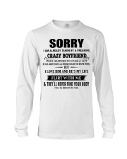 perfect gift for your girlfriend- A00 Long Sleeve Tee thumbnail