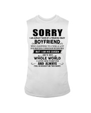 The perfect gift for your girlfriend - D Sleeveless Tee thumbnail