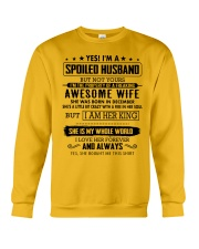 Gift for husband - Ton012 Crewneck Sweatshirt thumbnail