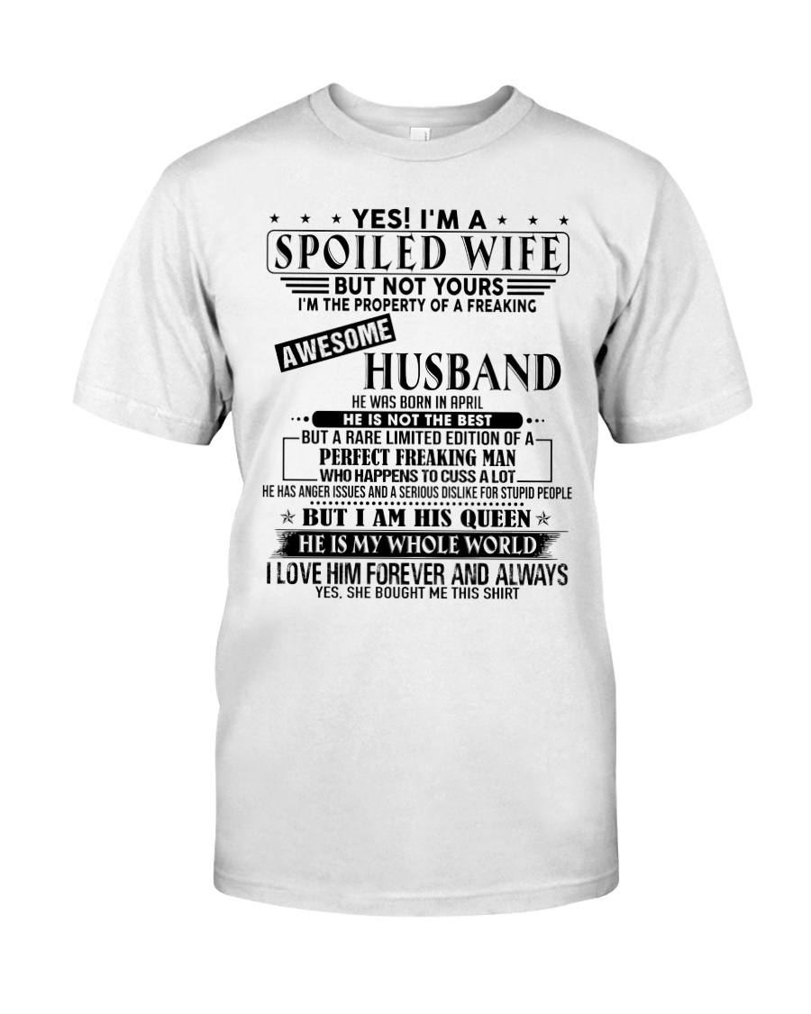 The perfect gift for your Wife 4 Classic T-Shirt