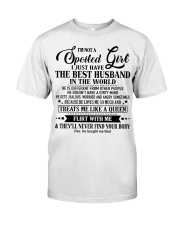 Gift for wife T0 T3-175 Classic T-Shirt front