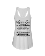 Gift for wife T0 T3-175 Ladies Flowy Tank thumbnail