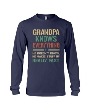 Special gift for father's day - C00 Long Sleeve Tee thumbnail