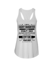 Perfect gift for Daughter AH00 Ladies Flowy Tank thumbnail