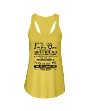 Special gift or presents for girlfriend - C00 Ladies Flowy Tank thumbnail