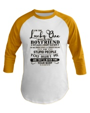Special gift or presents for girlfriend - C00 Baseball Tee thumbnail