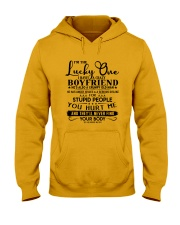 Special gift or presents for girlfriend - C00 Hooded Sweatshirt thumbnail