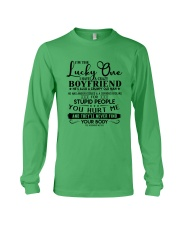 Special gift or presents for girlfriend - C00 Long Sleeve Tee thumbnail