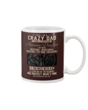 Special gift for Father's Day - Kun wolf Mug thumbnail