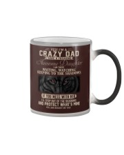 Special gift for Father's Day - Kun wolf Color Changing Mug thumbnail