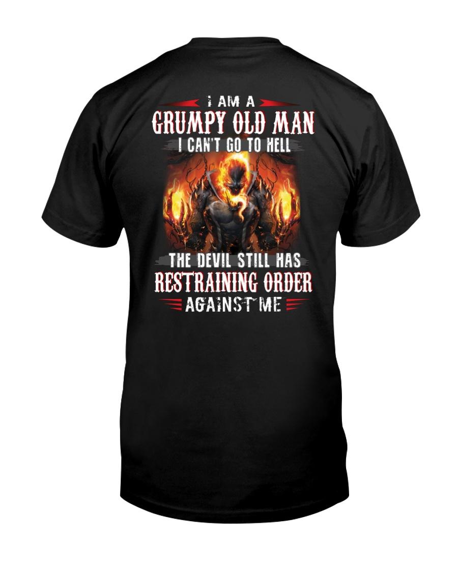Grumpy  T4-146 Classic T-Shirt