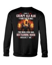 Grumpy  T4-146 Crewneck Sweatshirt thumbnail