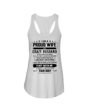 Perfect gift for Wife AH09 Ladies Flowy Tank thumbnail