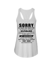 Perfect gift for wife AH00 Ladies Flowy Tank thumbnail
