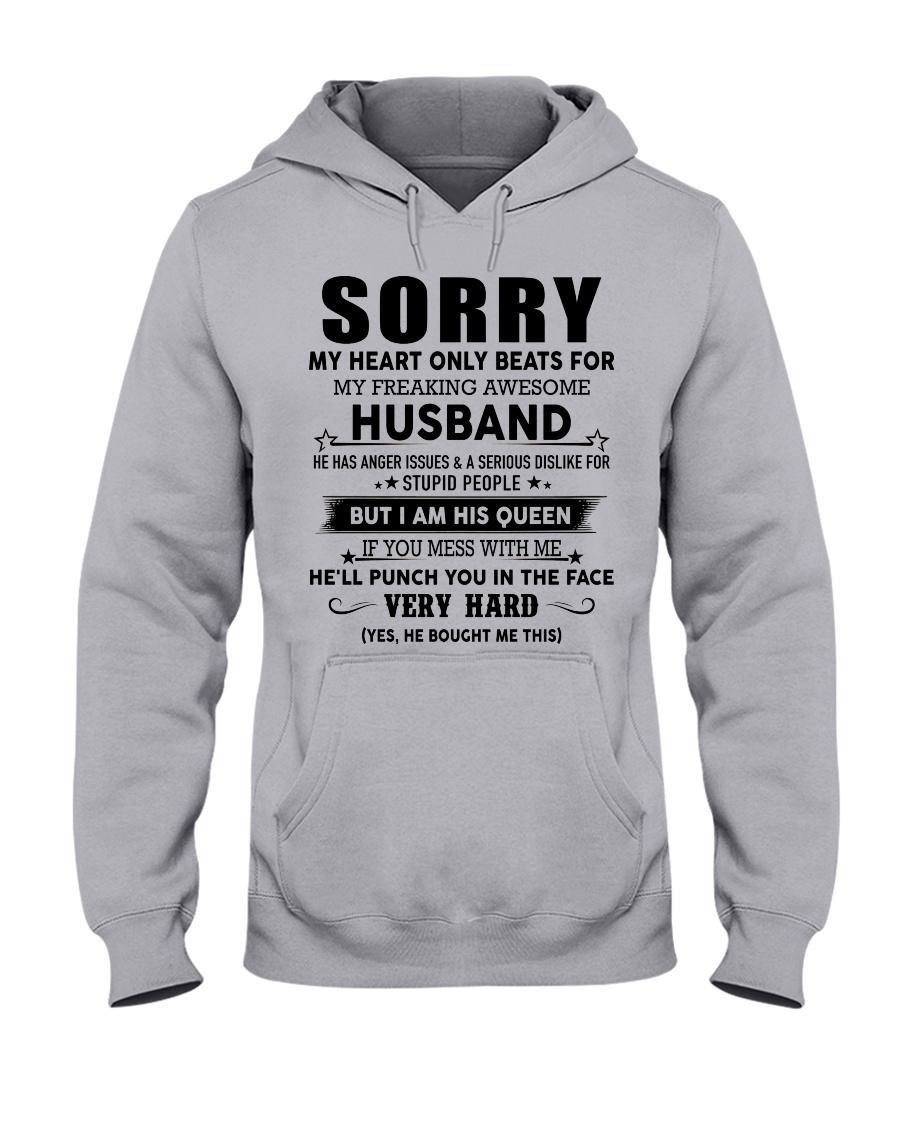 Perfect gift for wife AH00 Hooded Sweatshirt