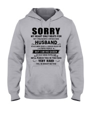 Perfect gift for wife AH00 Hooded Sweatshirt front