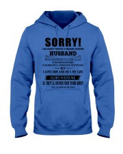 The perfect gift for your WIFE - D9 Hooded Sweatshirt thumbnail