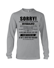 The perfect gift for your WIFE - D9 Long Sleeve Tee thumbnail