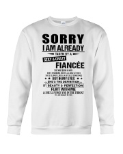 Gift for Boyfriend - fiancee -TINH05 Crewneck Sweatshirt thumbnail