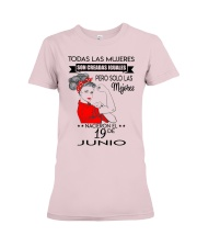 JUNIO 19 Premium Fit Ladies Tee thumbnail