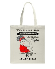 JUNIO 19 Tote Bag thumbnail
