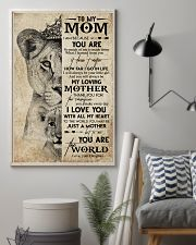 Special gift for mother - C 109 11x17 Poster lifestyle-poster-1