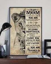 Special gift for mother - C 109 11x17 Poster lifestyle-poster-2