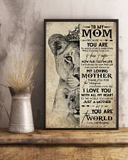 Special gift for mother - C 109 11x17 Poster lifestyle-poster-3