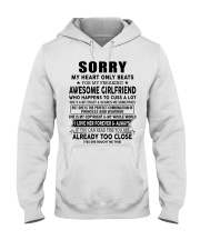 Special gift for Boyfriend - A00 Hooded Sweatshirt thumbnail