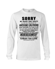 Special gift for Boyfriend - A00 Long Sleeve Tee thumbnail