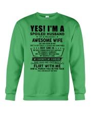 Perfect gifts for Husband- A05 Crewneck Sweatshirt thumbnail