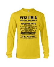 Perfect gifts for Husband- A05 Long Sleeve Tee thumbnail