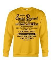 Special gift for boyfriend - C03 Crewneck Sweatshirt thumbnail