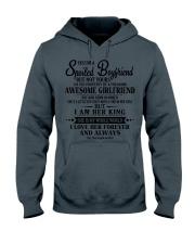 Special gift for boyfriend - C03 Hooded Sweatshirt thumbnail