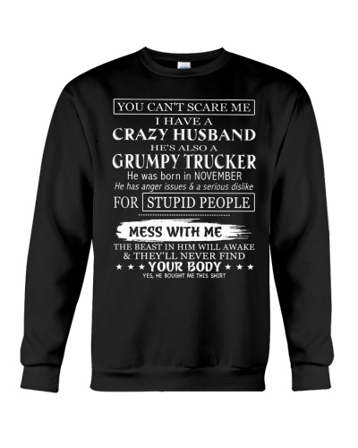 Gifts for wife: I have a grumpy husband