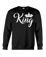 Perfect Tshirt Family - X Us King Crewneck Sweatshirt thumbnail